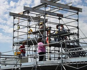 supported scaffold training 1
