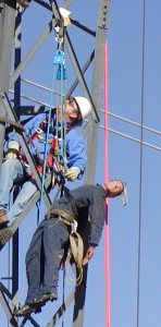 Tower Rescue Training 1
