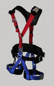 D2000 High Angle 1 Work and Rescue Harness