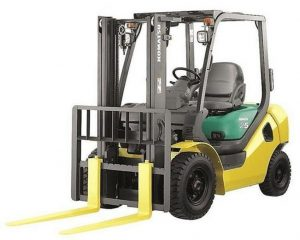 Forklift Safety Improvement program 1