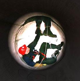 Confined Space Training Safety and Rescue