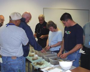 Excavation Competent Person Trench Class - soil samples 2