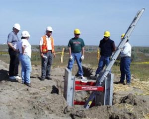 Excavation Safety Competent Person Training