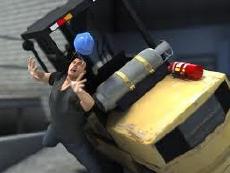 Forklift Seat Belts 1