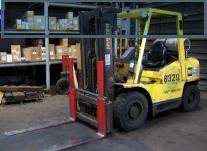 Forklift incident investigation 1
