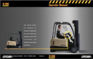 forklift operator manuals 1
