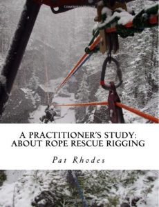 Pat Rhodes Rope Rescue Book Cover