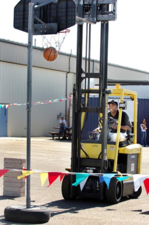 Forklift Challenge Rodeo 1