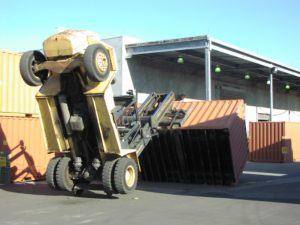 Exceeding Forklift Capacity Forklift Safety Newsletter May 2015 D2000 Safety