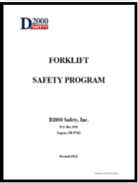 forklift written program 1