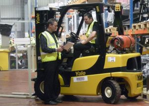 Forklift Trainer Qualifications