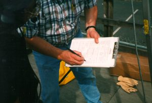 Safety Services Audits Checklist