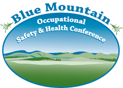 Blue Mountain Safety Conference logo