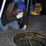 Confined Space: When Air Testing Before Entry is Impractical