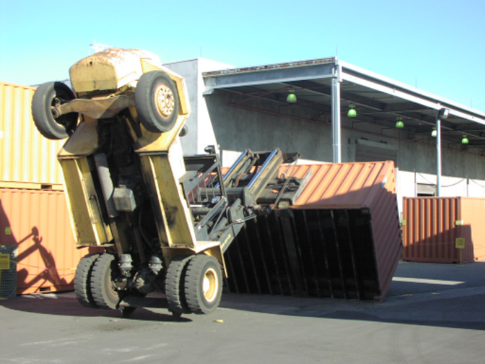 Exceeding Forklift Capacity Forklift Safety Newsletter